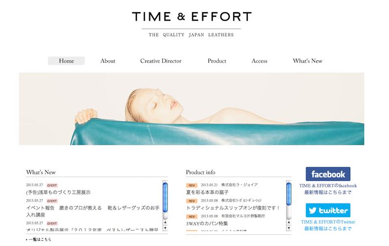 Time&Effort